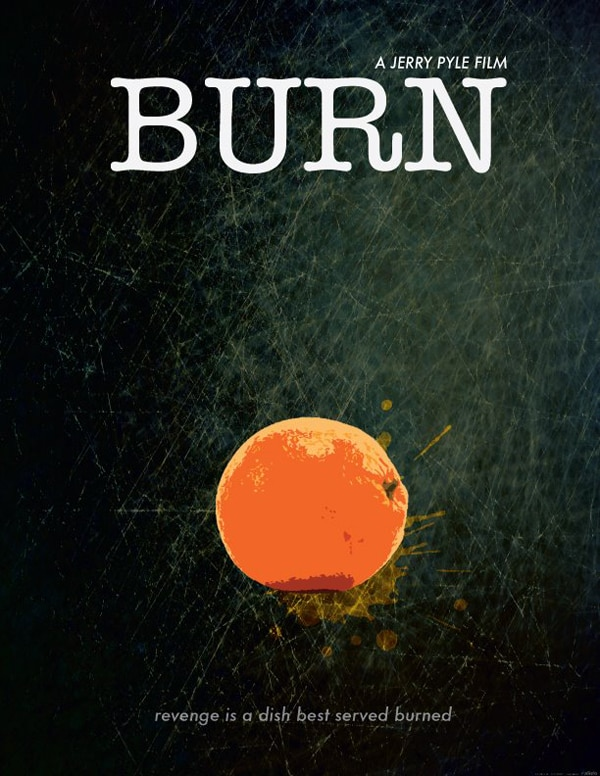 Here's a Revenge Short That Cuts Deep! Check out Burn