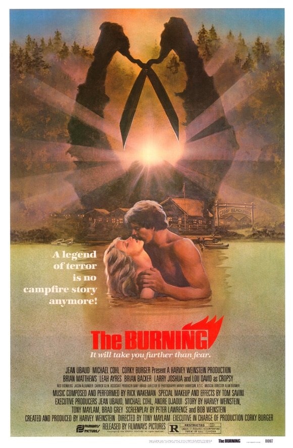 burning poster - CONTEST CLOSED! The Burning to Screen Uncut (on 35mm) in Boston This Weekend and You Can Win Tickets