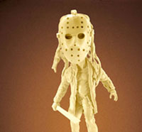 Horror Themed Butter Sculptures Clog Your Arteries with Terror