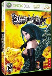 Bullet Witch XBOX 360 (click for larger image)