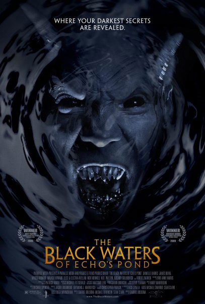 bwep - New One-Sheet: The Black Waters of Echo's Pond /  Theatrical Screening Info
