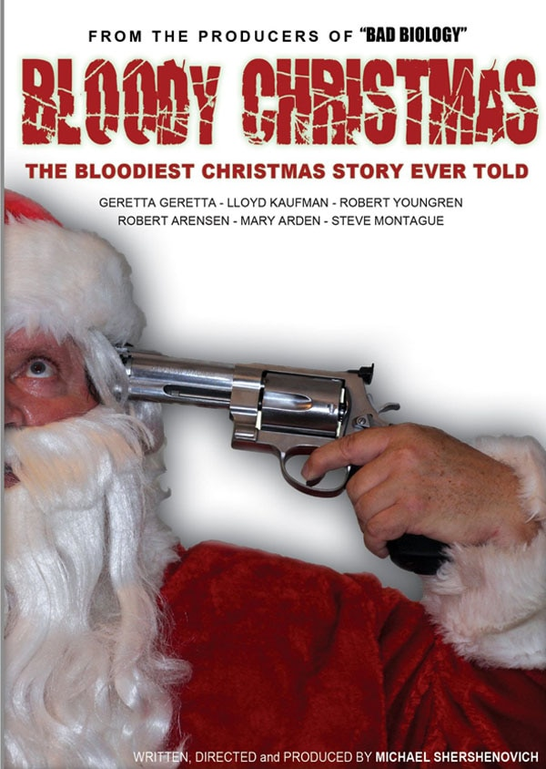 Have Yourself a Bloody Christmas This October