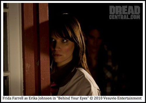 Set Visit: Dread Central goes Behind Your Eyes
