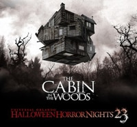 Halloween Horror Nights Orlando to Get a Cabin in the Woods