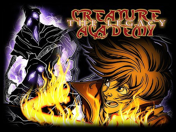 Steampunk Fantasy Comic Creature Academy: The Legacy Announces Successful Kickstarter Campaign