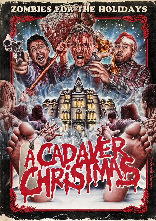 Be One of Five Lucky Readers to Win a Copy of A Cadaver Christmas