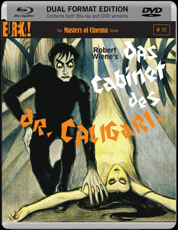 The Cabinet of Dr. Caligari (click for larger image)