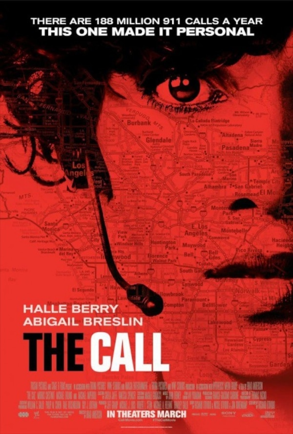 call - Second Trailer Rings in for The Call