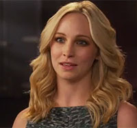 Candice Accola Reflects on Her Favorite Moments from The Vampire Diaries Season 4