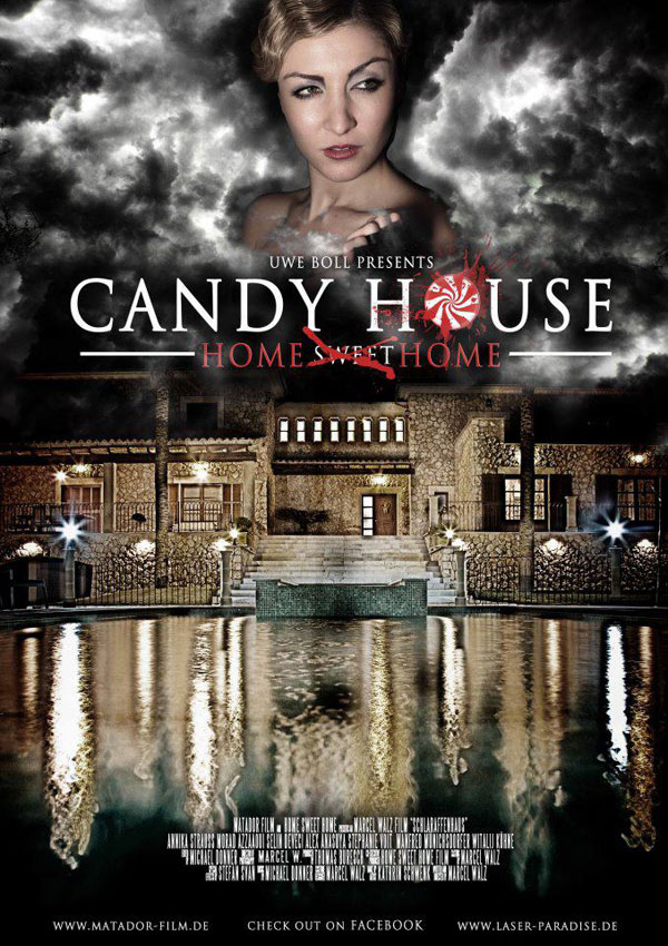 International Trailer Welcomes You to the Candy House