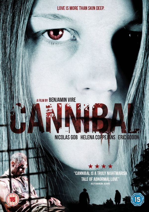 A Cannibal to Feast on UK DVD
