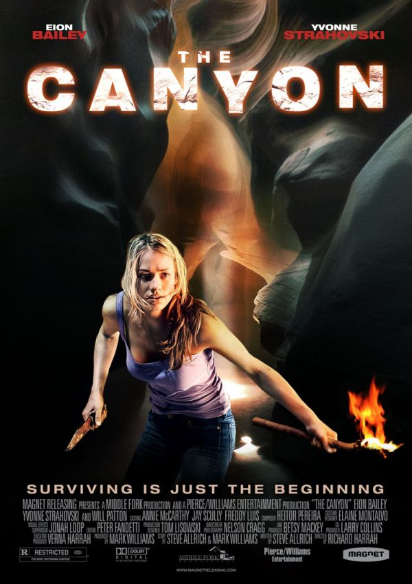The Canyon One-Sheet