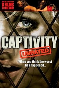Captivity DVD (click for larger image)
