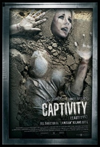 Captivity poster (click for larger image)