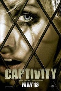 Captivity poster (click to see it bigger!)