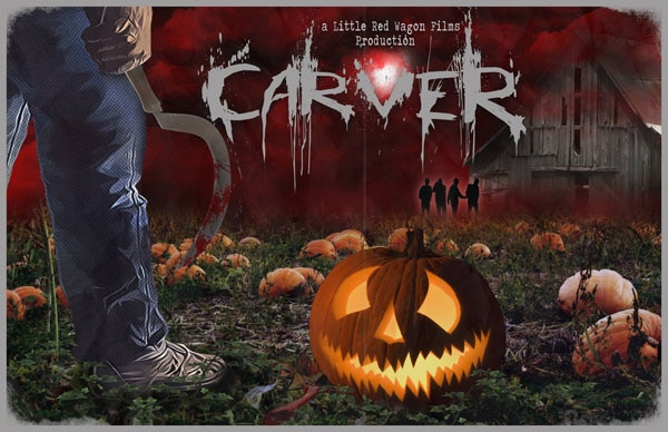 carver art - 13-Year Old Emily DiPrimio Puts Down the Barbie Dolls to Direct Slasher Flick Carver!