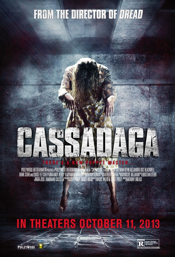 cassadaga one sheet - New Cassadaga Clip Invites You to a Seance
