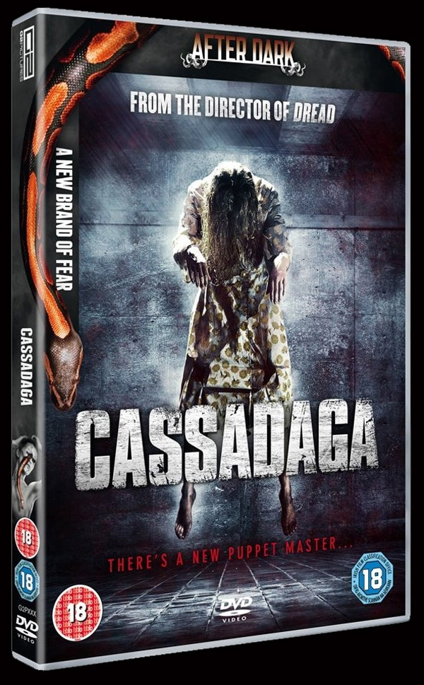 New Cassadaga One-Sheet Comes With Plenty of Strings Attached