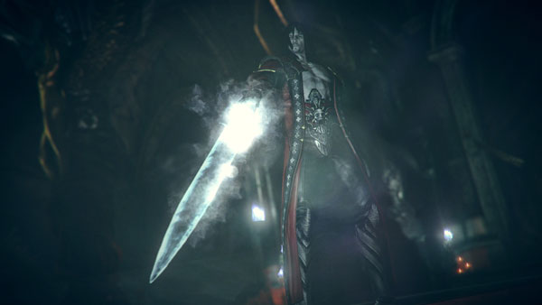 Blood-Curdling New Trailer Revealed For Castlevania: Lords of Shadow 2