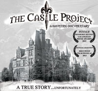 Haunting New Clip and Trailer for The Castle Project