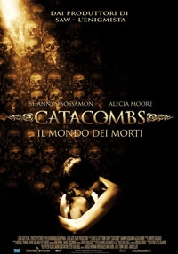 Catacombs to premiere on Fearnet!