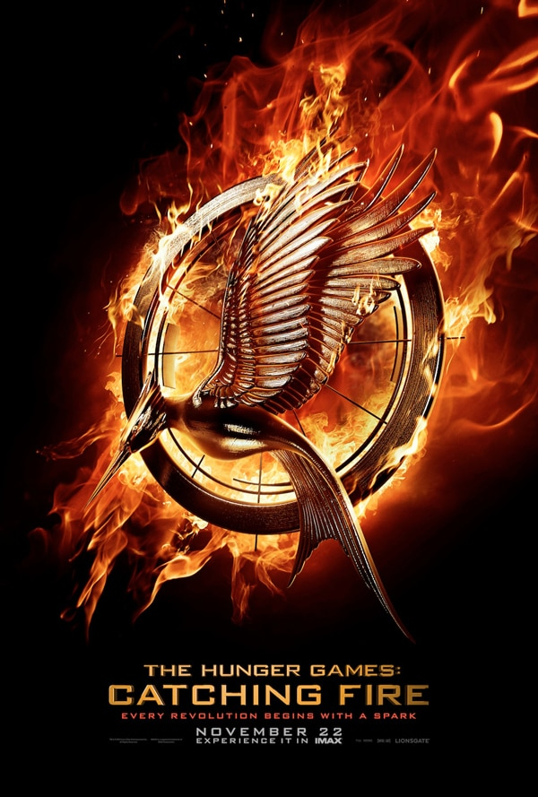 Lionsgate is Already Catching Fire With Hunger Games Sequel