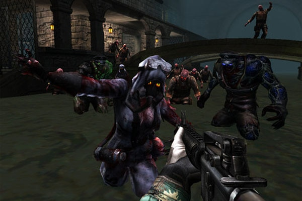 Combat Arms: Zombies Now Free on iOS
