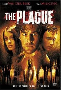 Clive Barker's The Plague DVD