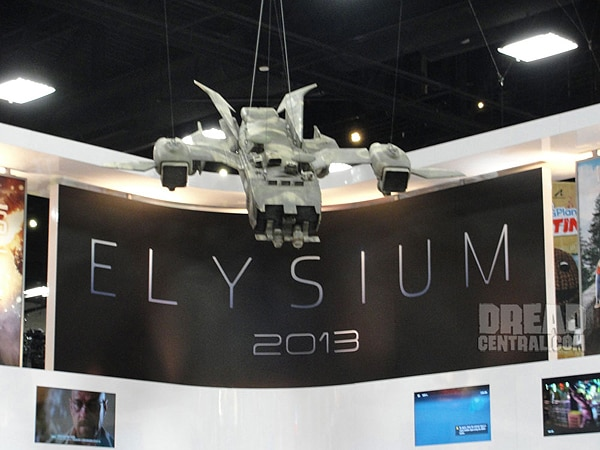 ccelys - San Diego Comic-Con 2012: Finally Elysium Plot Details Have Emerged!