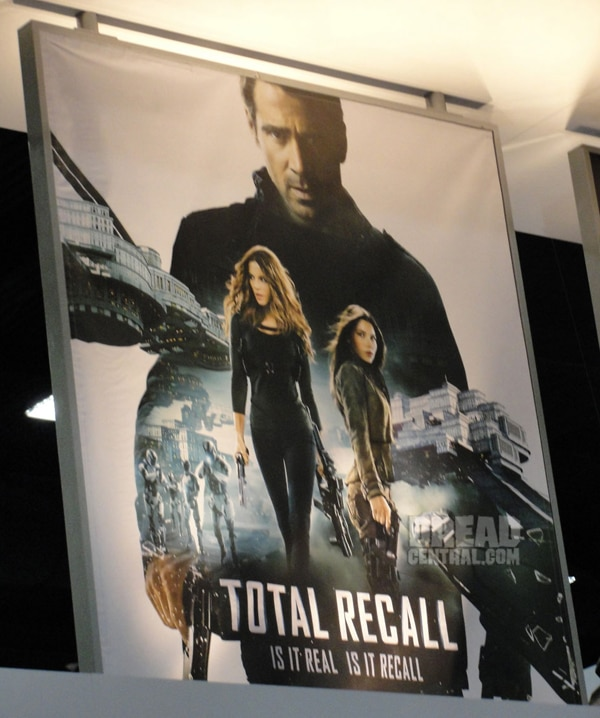 ccrecalls - San Diego Comic-Con 2012: Total Recall Shows Off New Art, New Still, and Some Wondrous Toys!