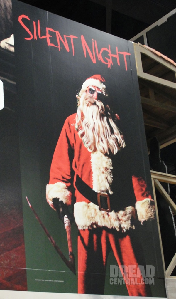 San Diego Comic-Con 2012: Santa Ready to Slay in New Silent Night Art