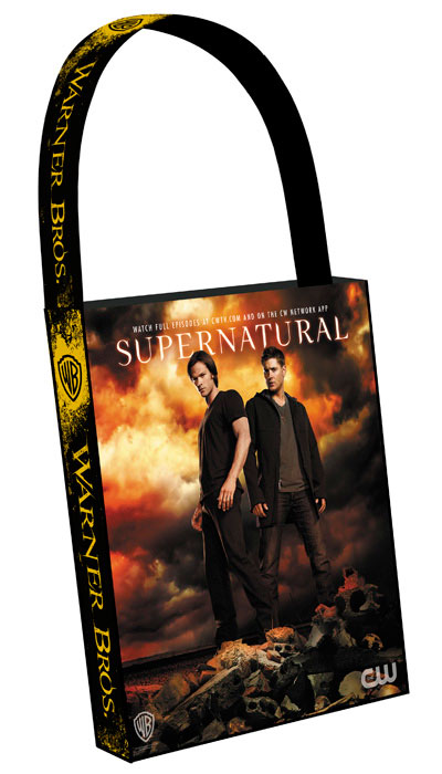 San Diego Comic-Con 2012: Supernatural and The Vampire Diaries Rock The Official SDCC Bags!