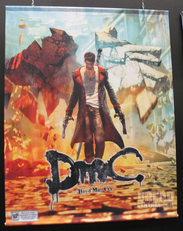 San Diego Comic-Con 2012: Video Games Invade: New Artwork for Lost Planet 3, DMC, and a Look at the Resident Evil 6 Set Up