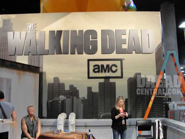 ccwd1s - San Diego Comic-Con 2012: The Walking Dead Invades!