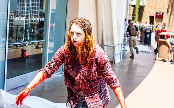 San Diego Comic-Con 2012: Images from The Walking Dead Obstacle Course