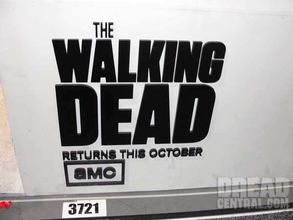 ccwds - San Diego Comic-Con 2012: The Walking Dead Invades!