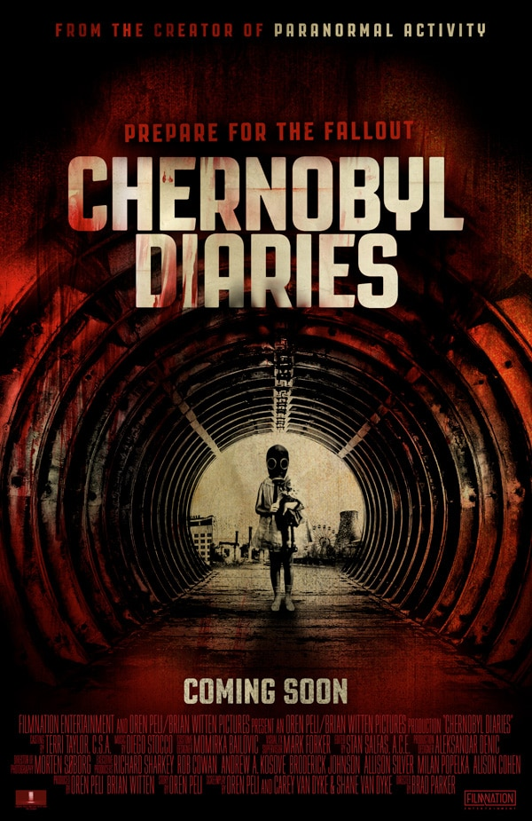 Handy New UK Quad One-Sheet for Chernobyl Diaries