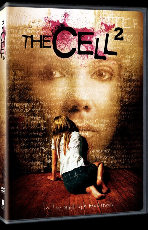 The Cell 2 on DVD and Blu-ray (Click here for larger image)