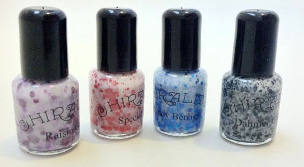 cerealkillers1 - Chirality Polish Releasing Horror-Themed 'Nails from the Crypt' Line This Fall