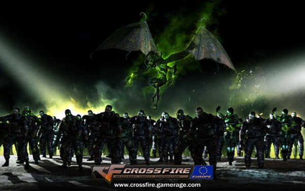 Time to Blow Up Mutants in Crossfire: Europe