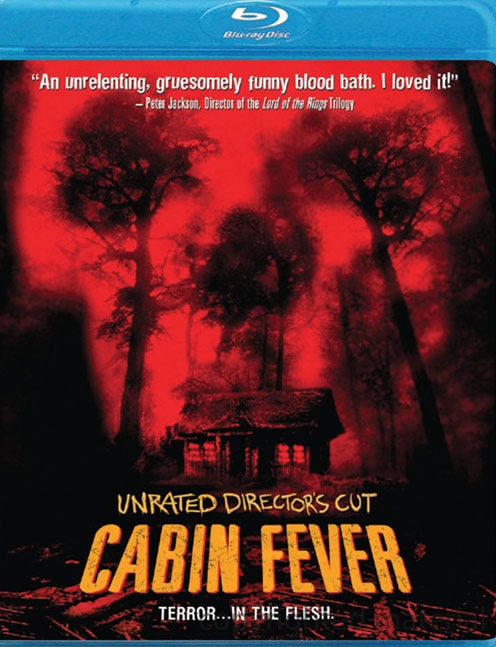 Cabin Fever 2  and Cabin Fever Hitting Blu-ray and DVD