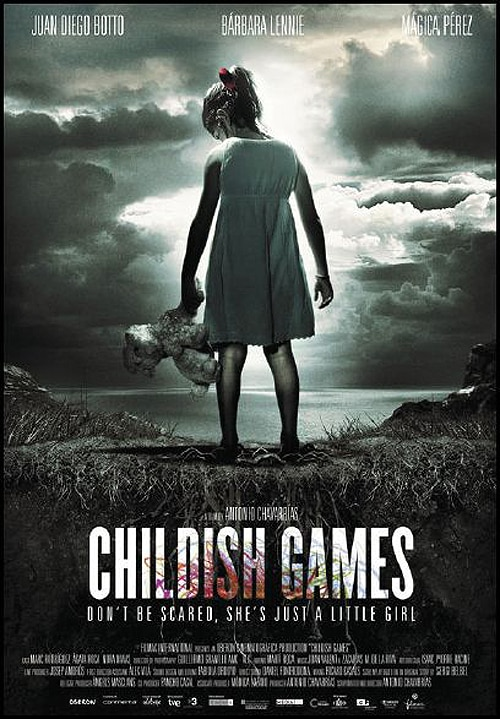 Early Sales Art for Filmax's Childish Games
