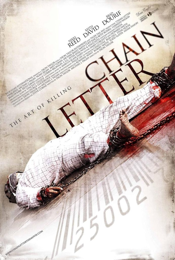 Second Trailer for Deon Taylor's Chain Letter