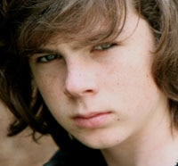 The Walking Dead's Chandler Riggs Fends Off Attackers in Home Invasion