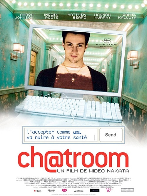 Beyond Lame International Poster for Hideo Nakata's Chatroom