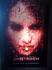 Poster #2 for Hideo Nakata's Chatroom