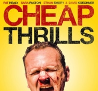 cheap thrills posters - Cheap Thrills (2013)