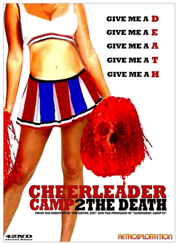 Cheerleader Camp: To The Death