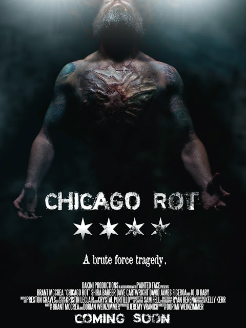 chicago rot poster - Bloody Revenge Is on the Menu in Chicago Rot