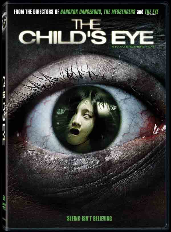 Lionsgate Bringing The Child's Eye and The Sylvian Experiments Home in October